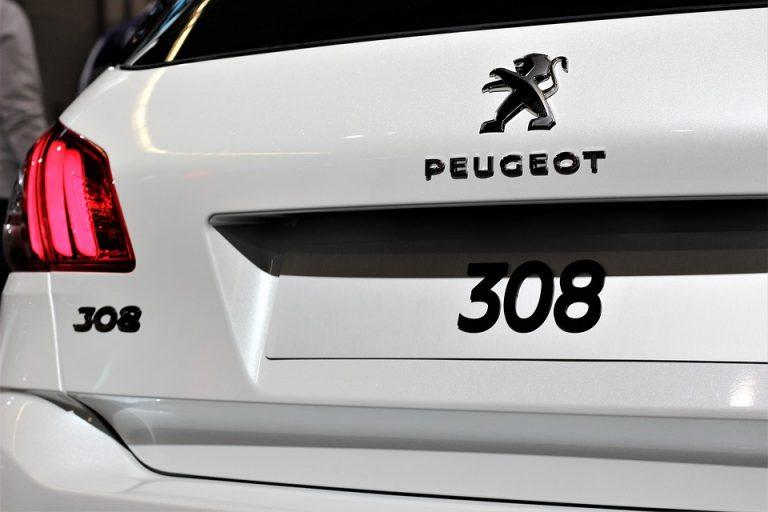 Voiture neuve pas cher Peugeot